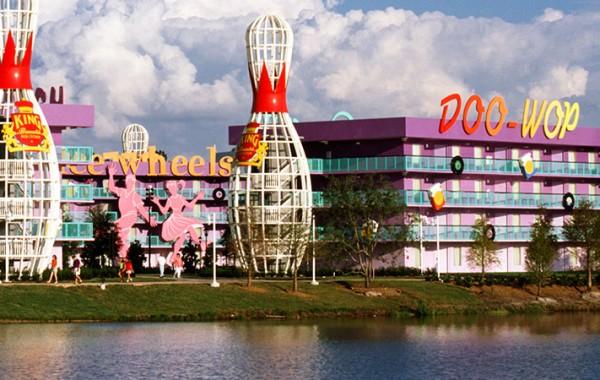 Disney World – Orlando, FL