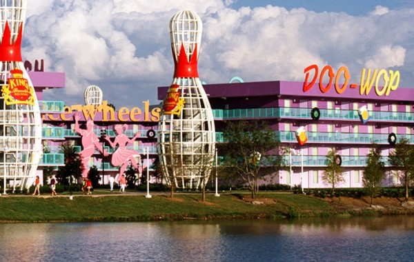 Disney World – Orlando, FL