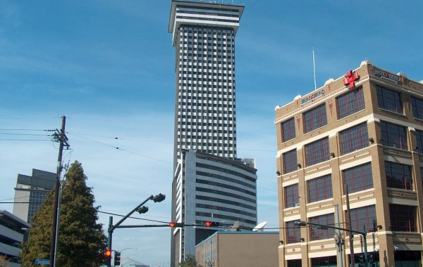 The Plaza Tower – New Orleans, LA
